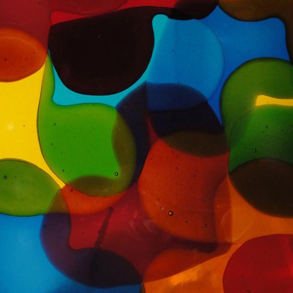 Hocking College Faculty | Fused Glass Workshop <br><br>Sharon Warren