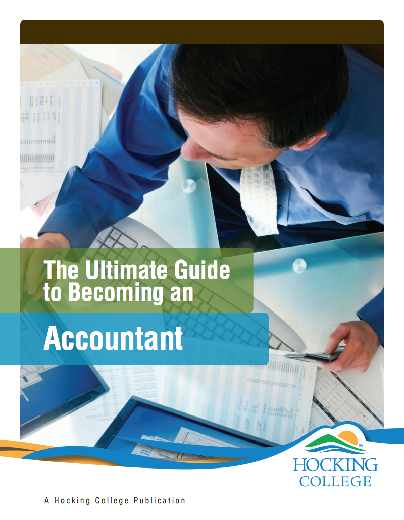 become an accountant | find your ideal career