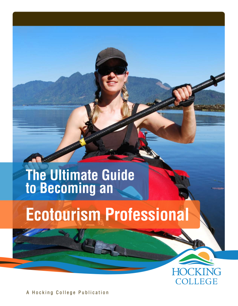 ecotourism degree | find your ideal career