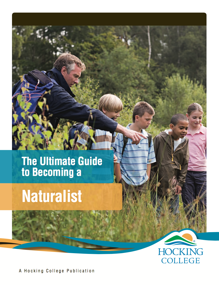 become a naturalist | find your ideal career
