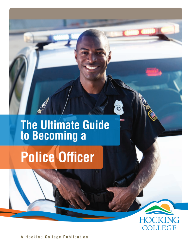 become a police officer | find your ideal career