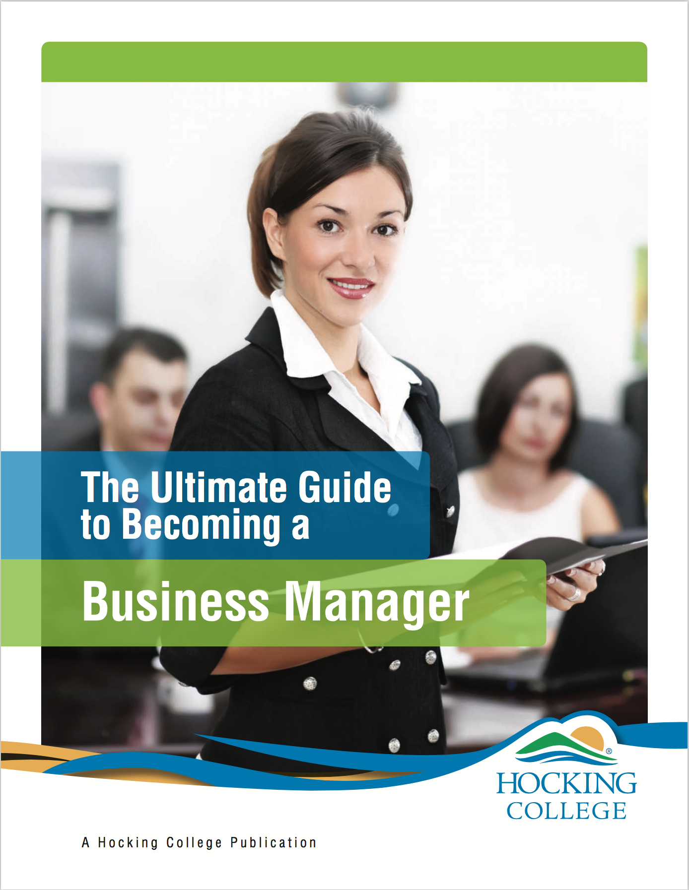 Find Your Ideal Career | Become a Business Manager