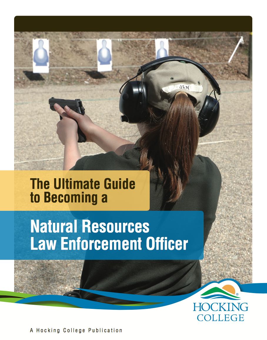 find your ideal career | become a natural resources law enforcement officer in ohio