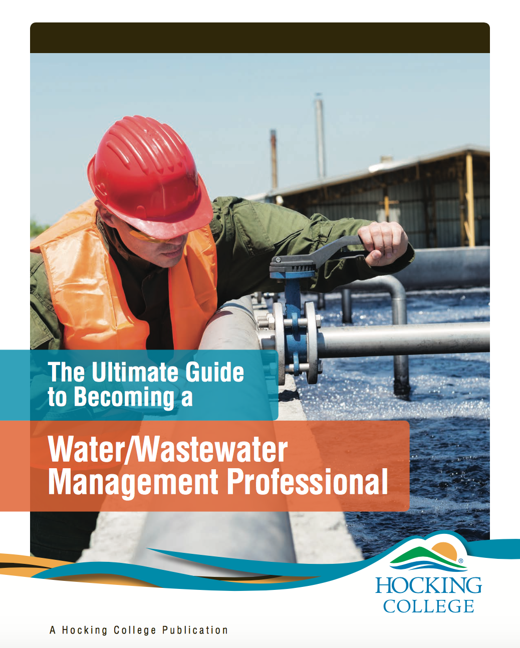 become a wastewater manager | find your ideal career