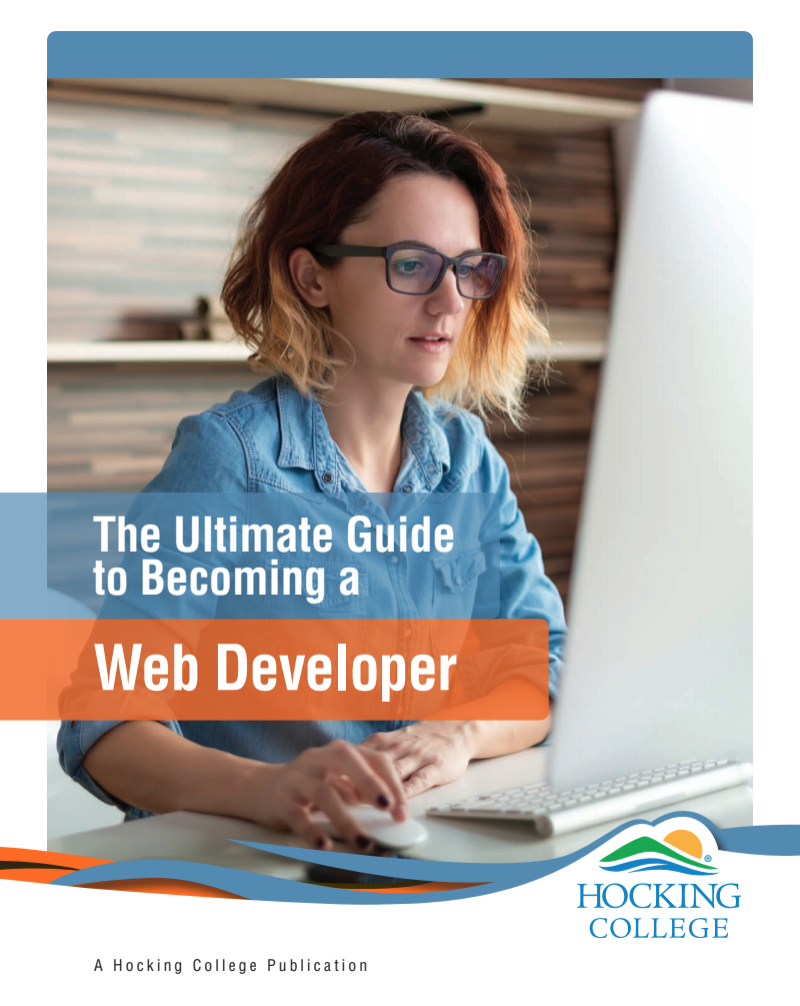find your ideal career | become a web developer