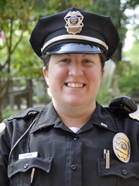Hocking College Campus Police   Brittany Eubanks