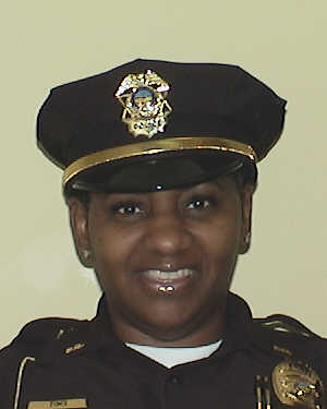 Hocking College Campus Police   Tiffany Tims