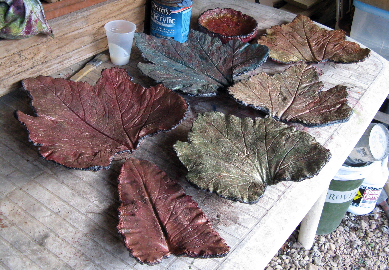 leaf casting