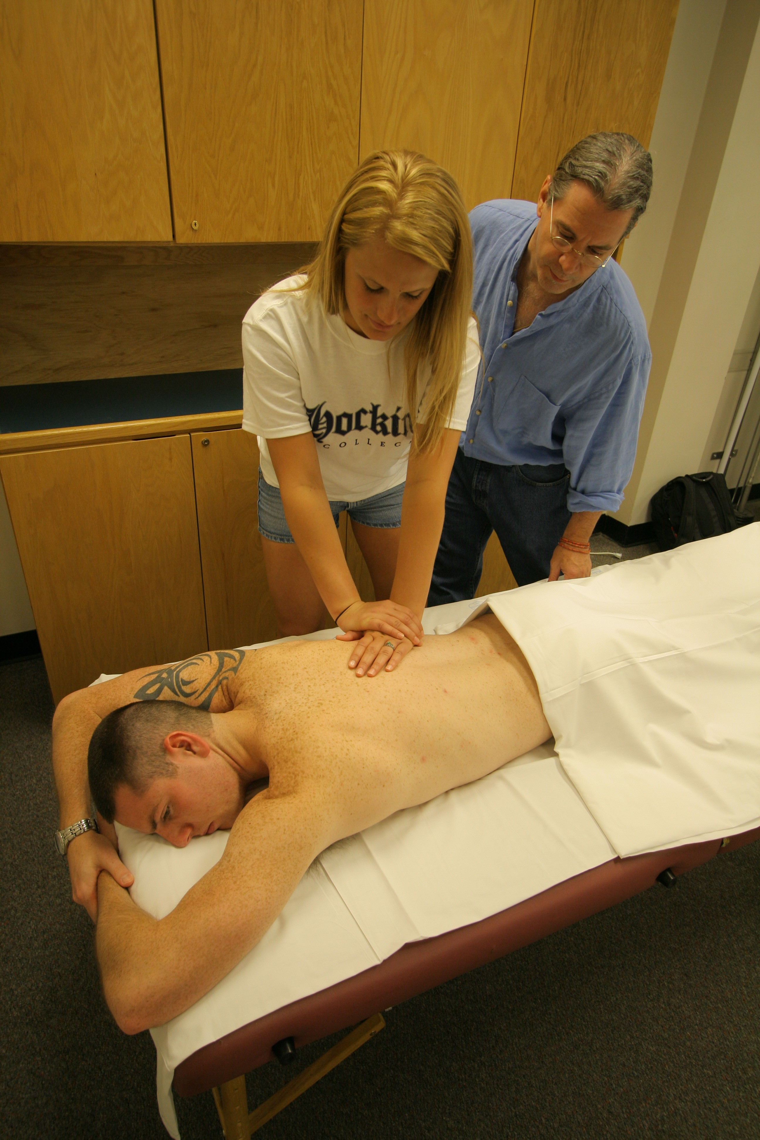 Massage Therapy Degree