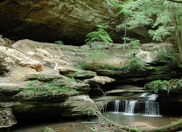 Catering and Venue Rentals Near Hocking Hills State Park