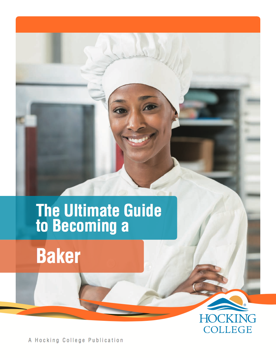 become a baker