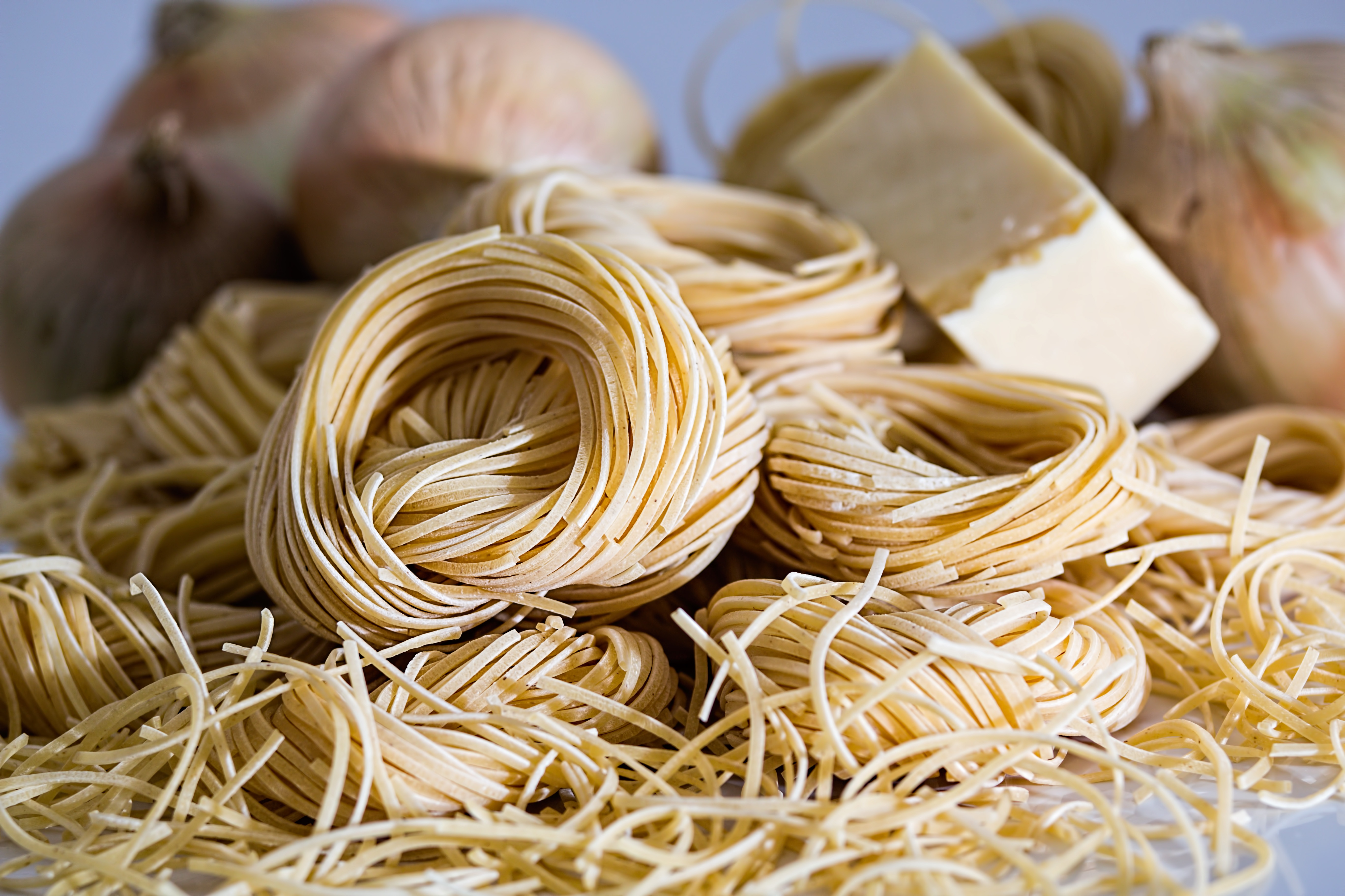 Hocking College Faculty | Homemade Pasta<br>Master Chef Alfonso Contrisciani