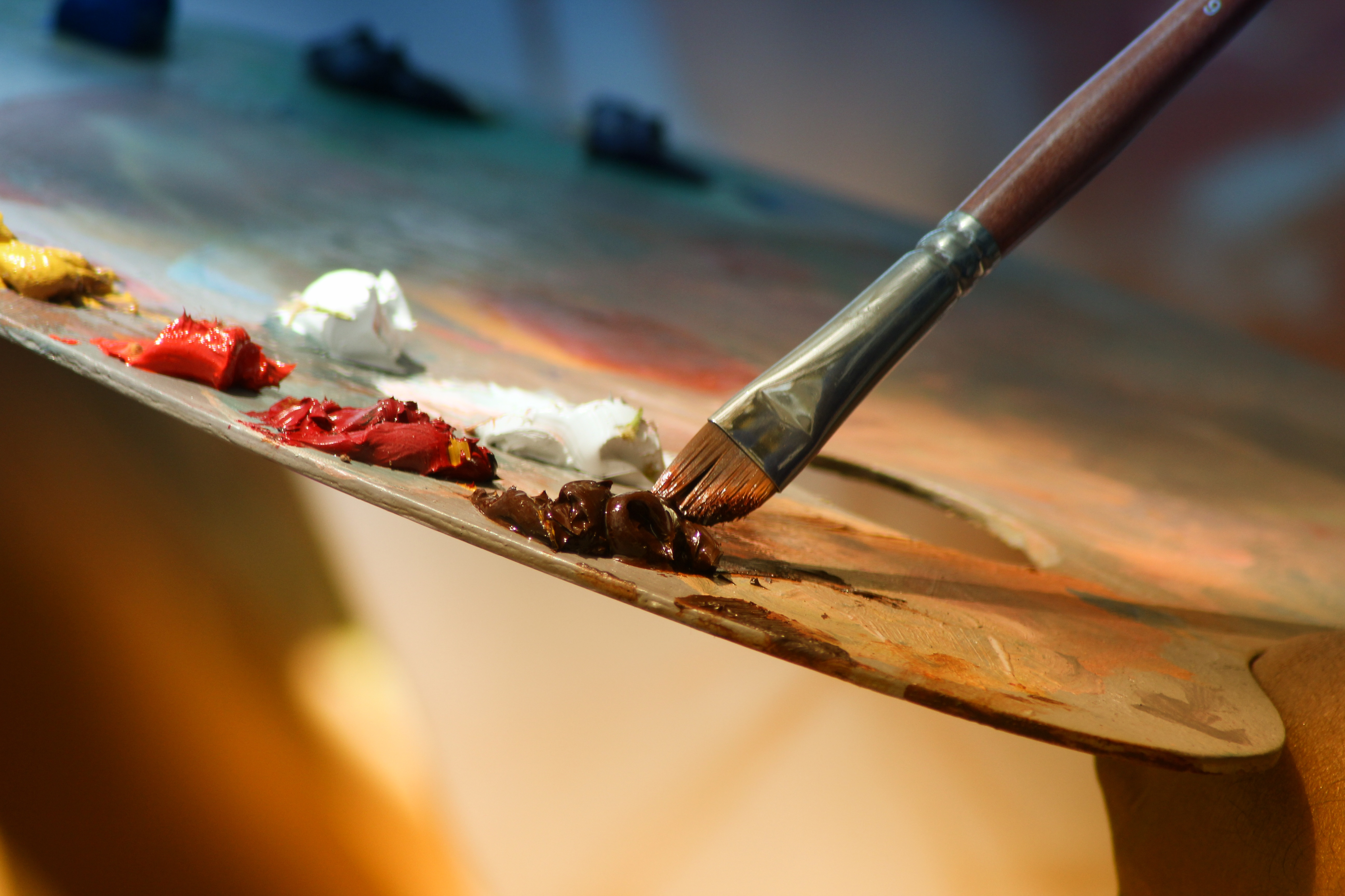 Hocking College Faculty | Golden Hour Oil Painting with Aaron Smith<br>Aaron Smith