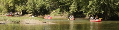 Hocking College Faculty | Discover Canoeing Class and Tour<br><br>Tom Donnelly