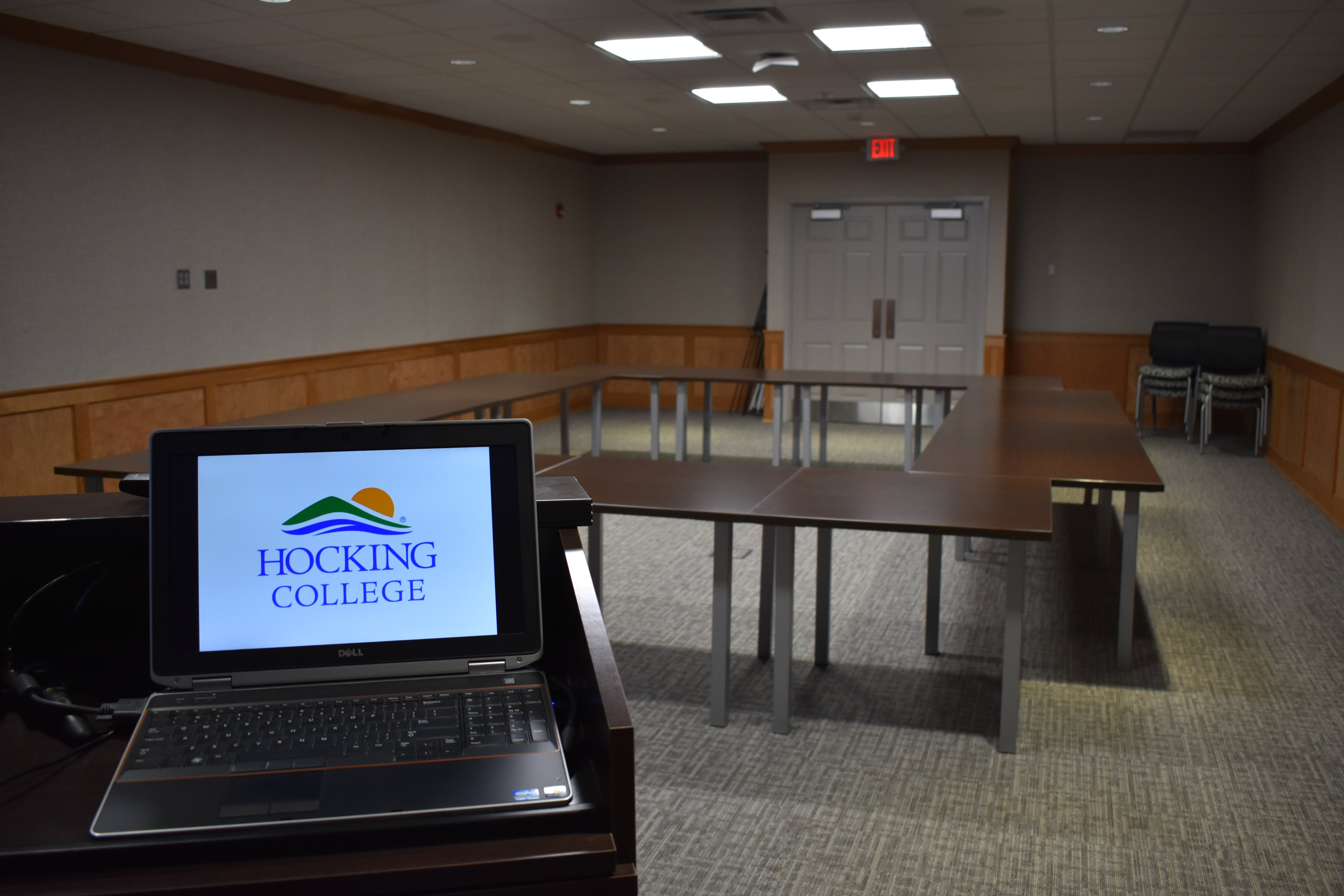 The Lodge at Hocking College | Board Room